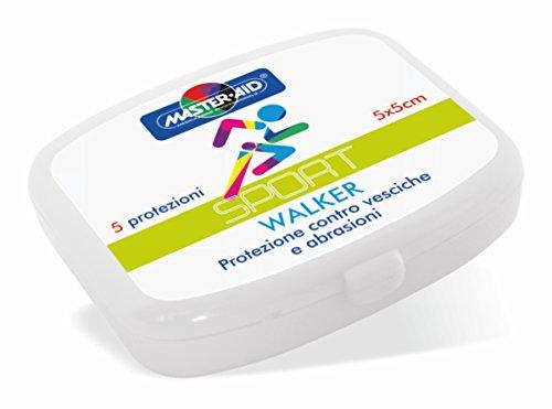 Master Aid Walker Blasenpflaster (5cm x 5cm)