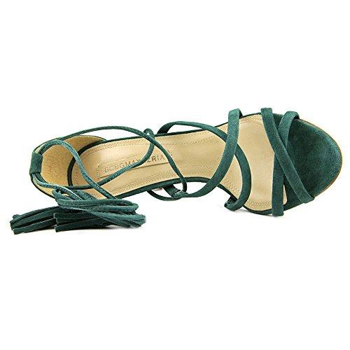 BCBG Max Azria MNHDB257 Leder Sandale Elm