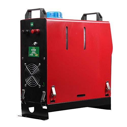 LCD-Monitor-Heizung Diesel-Parklüfter 12 V Lufterhitzer 5000 Watt Einlochmontage-Heizung LKW Bus