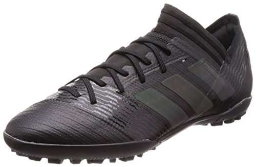 adidas Herren NEMEZIZ Tango 17.3 TF Fußballschuhe, Mehrfarbig (Cblack/Cblack/Hiregr Cp9099), 41 1/3 EU (Tf Fußball-schuh)