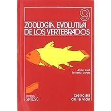 Zoología evolutiva de los vertebrados (Ciencias de la vida)