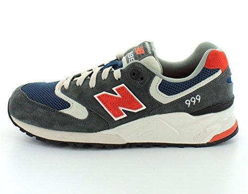 New Balance Ml999, Chaussures homme gris foncé