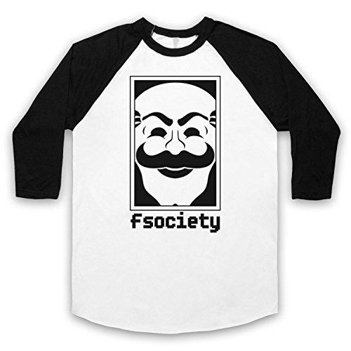 Mr Robot Fsociety Logo Manga 3/4