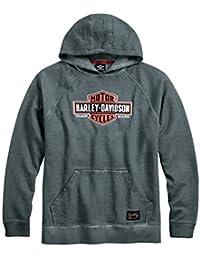 comprare on line 3ec42 53fe8 Harley-Davidson - Felpe con cappuccio / Felpe ... - Amazon.it