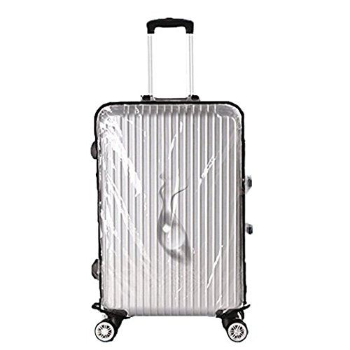 Generic Klar, PVC Travel Luggage Displayschutzfolie für 50,8cm 55,9cm 61cm 66cm 71,1cm 76,2cm, plastik, durchsichtig, 22