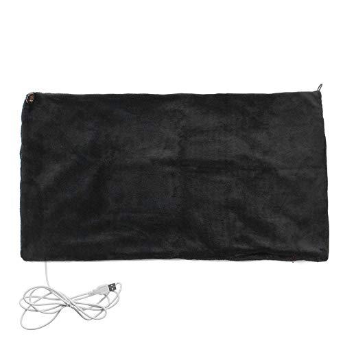 PPOUTDD Auto Und Gerät Heizung Heizdecke Pad Schulter Hals Tragbaren Heizschal USB Weiche 5V 4W Outdoor-Soft-Heizschal