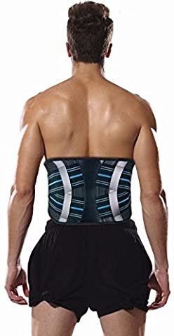 Bonmedico® Virto, the breathable back brace with boning to relieve