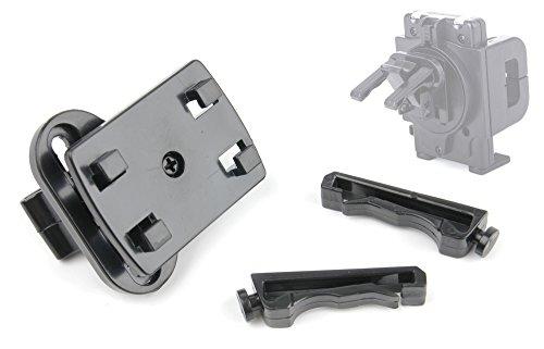DURAGADGET Kfz Lüftungsgitter Ersatz-Clips für Polaroid Kids Tablet 3