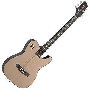 JamesNeligan 058697 Guitare electro-acoustique Corps Massif Gris