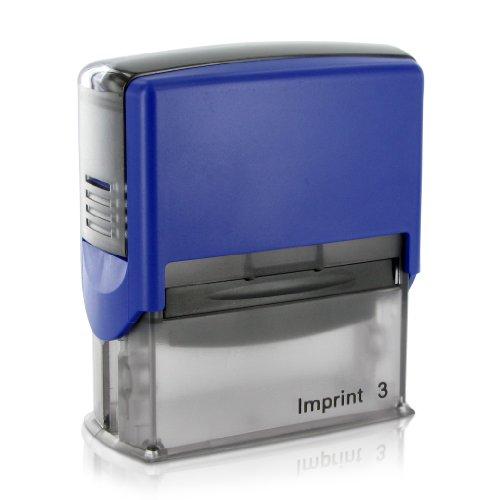 Dormy Imprint 3 57x21 mm (Firmenstempel / Adressstempel) mit individueller Stempeltextplatte