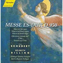 Schubert Messe Rilling