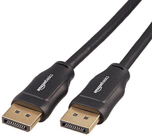 AmazonBasics Câble DisplayPort vers DisplayPort - 3 m