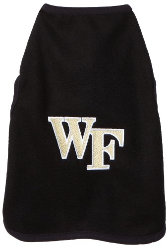 All Star Dogs NCAA Wake Forest Demon Diacons Polar Fleece Hunde-Sweatshirt, Unisex-Erwachsene, Team Color, X-Small All-star-pullover