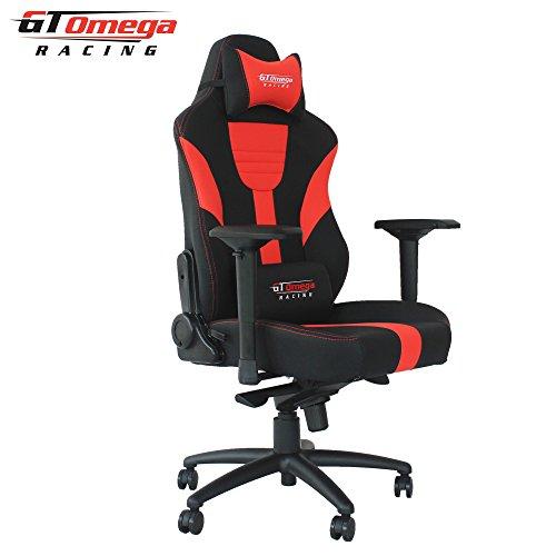 GT Omega Racing Master XL Zocker Stuhl - 2