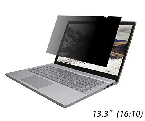 ARCANITE Sichtschutzfilter für 13,3Zoll Widescreen Laptop-Monitor (16:10)
