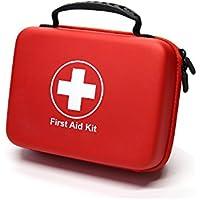Kompaktes Erste-Hilfe-Set (228 Stück) Entwickelt für Familien-Notfälle. Wasserdichte EVA Case & Bag ist ideal... preisvergleich bei billige-tabletten.eu