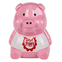 Great Gifts For Everyone present gift. Diet Piggy With Light Sensor & Sound. Keeps the motivation