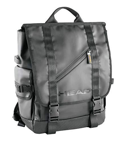 HEAD Jump Rucksack klein mit USB Ladekabel und Adapter