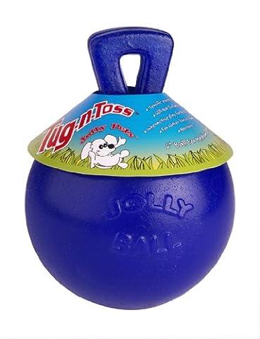 Jolly Ball Tug-N-Toss - Blue 8