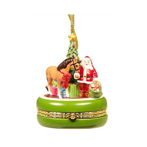 golden-memories-treasure-box-ornament-4th-in-series-by-breyer