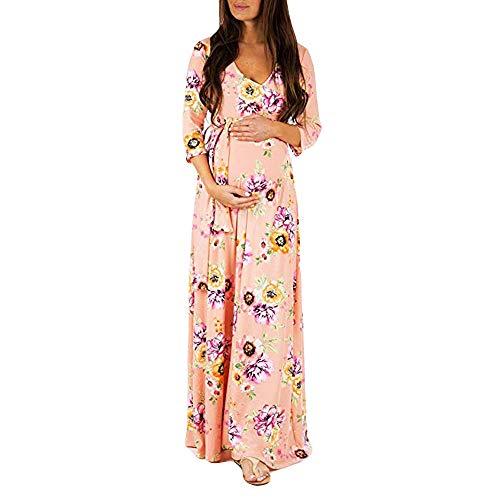 062feee83aaf Scheda Homebaby abiti premaman elegante floreale abito elegante donna  gravidanza i