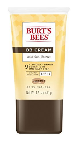 burts-bees-bb-cream-with-spf-15-light-medium-17-ounces-by-burts-bees