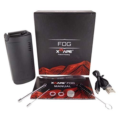 XVAPE Fog - Hybrid Vaporizer/Verdampfer für Kräuter und Konzentrate