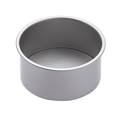 Kitchen Craft 18 cm Non-Stick Loose Base Deep Cake Pan