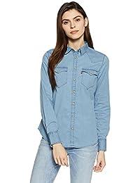 Levis Women's Plain Shirt