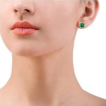 PC Jeweller The Lavishka 18KT Yellow Gold, Diamond & Gemstone Earring