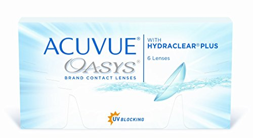Acuvue Oasys Wochenlinsen