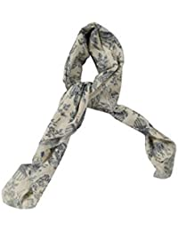 Girl's & Women's Stole With 100 % Cotton Floral Print ( Size- 100 X 200 Cm) - B06XCL1S1M