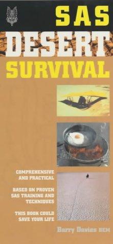 SAS Desert Survival (SAS Essential Survival Guides) -