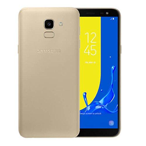 Samsung Galaxy J6 (2018) Dual SIM 32GB 3GB RAM SM-J600F/DS Oro EU spec.