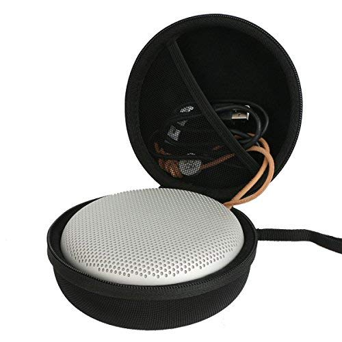 Beoplay A1 Bluetooth Lautsprecher Tasche, Khanka EVA Hart Reise Tragetasche Tasche Für B&O Play von Bang & Olufsen Beoplay A1 Tragbarer Bluetooth Lautsprecher Speaker