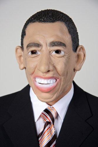 US Präsident Politiker-Maske haut (Masken Halloween Politische)
