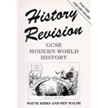 History Revision Guide: GCSE Modern World History
