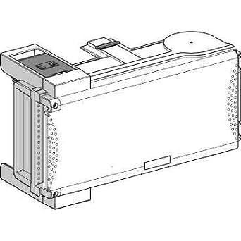 Schneider electric ksb100sf4conducteur/canal kS Boîte de dérivation pour nF Fusible 22x 58mm, 3L + N + PE, 100A, 230–690V, 50/60Hz, Blanc
