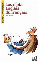 Les mots anglais du français