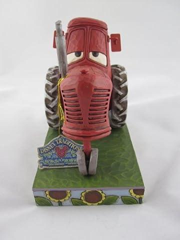 Enesco 4023569 Moooooo Tracteur Résine 16 cm