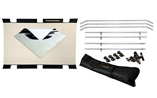 SUNBOUNCE Pro Reflector Starter-Kit Silber/weiß