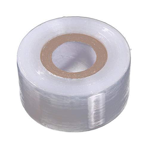 Cinta de injerto - SODIAL(R) Cinta de injerto de vivero Estirable Autoadhesivo Biodegradable 2.5*100cm