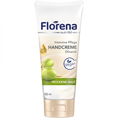 florena-hand-cream-with-olive-oil-vegan-pack-of-6-x-100-ml