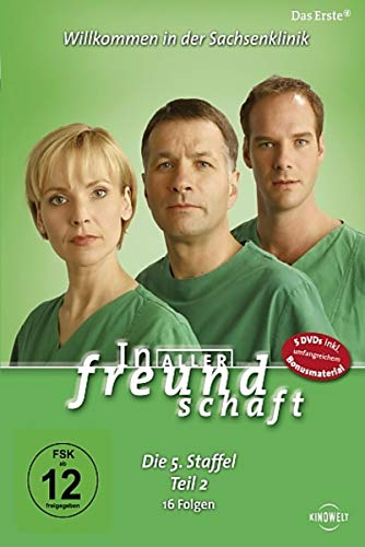 Staffel 5, Teil 2 (5 DVDs)