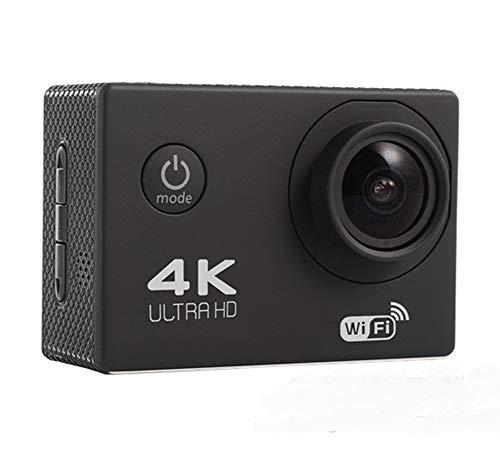 EASON Sportkamera, Mini Smart HD Outdoor wasserdichte Kamera Unterwasserkamera Touchscreen Einstellbarer Betrachtungswinkel Unterstützung externes Mikrofon Sportkamera