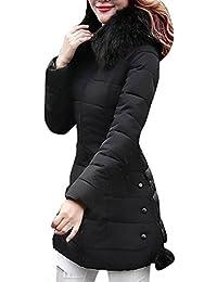 the best attitude 56100 871de Amazon.it: Piumino Con Pelliccia: Abbigliamento