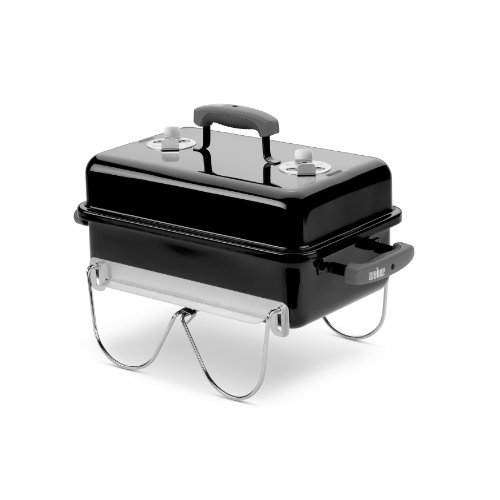 Weber BLK Tisch Top Grill, Paket von 4