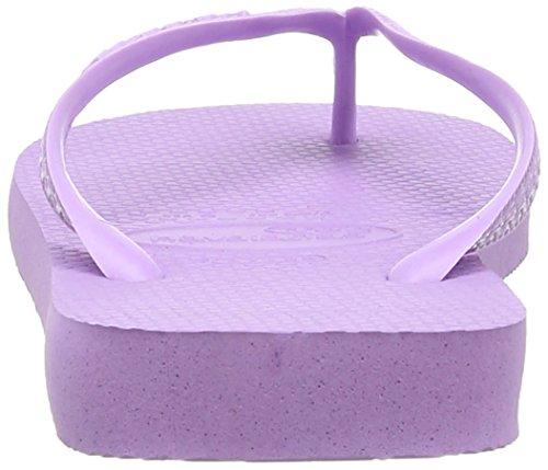 Havaianas Flip Flops Top Zehentrener für Männer/Frauen Violett (Soft Lilac 2529)