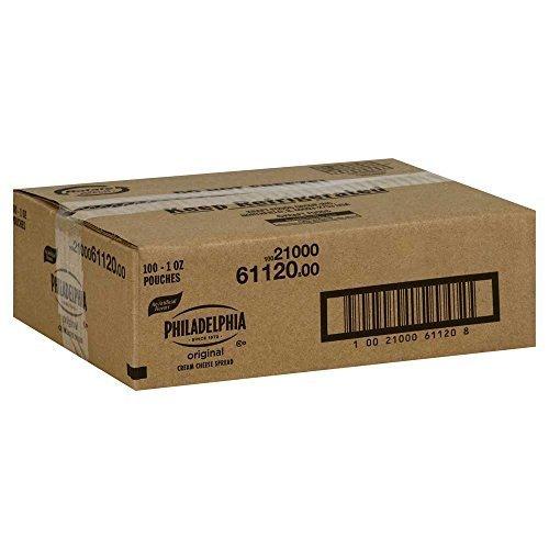 kraft-philadelphia-original-cream-cheese-spread-pouch-1-ounce-100-per-case-by-n-a