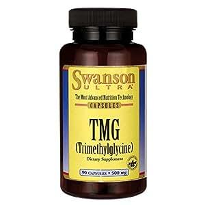 Swanson TMG (500mg, 90 Capsules)